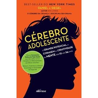 Livro - Cérebro Adolescente - Siegel