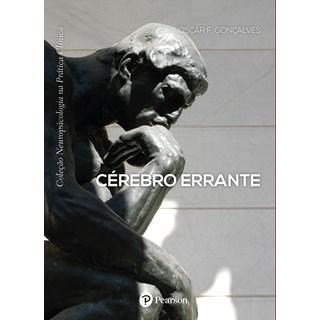Livro - Cérebro Errante - Mattos - Pearson