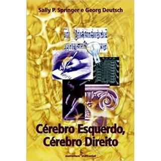 Livro - Cérebro Esquerdo, Cérebro Direito - Springer - Summus