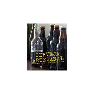 Livro - Cerveja Artesanal, Técnicas e receitas para Produzir em Casa - Law