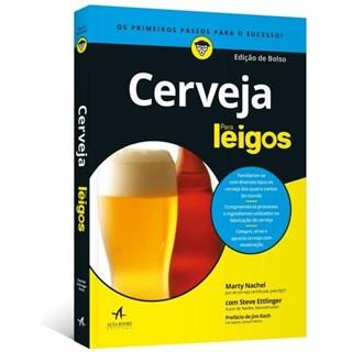Livro  - Cerveja para leigos - Edição de Bolso - Nachel