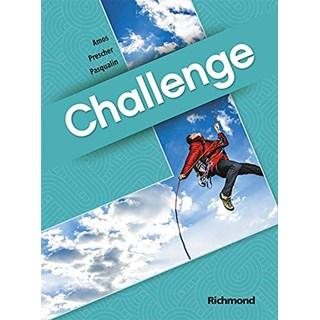 Livro Challenge 3rd edition - Pasqualin - Richmond