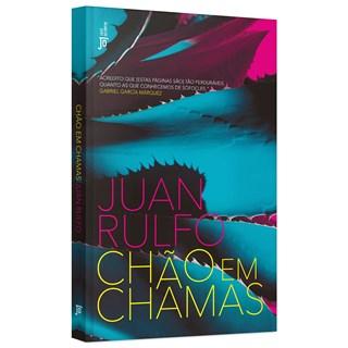 Livro Chão em Chamas - Rulfo - José Olympio