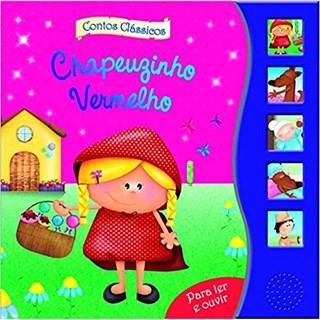 Livro - Chapeuzinho Vermelho - Contos Clássicos - Ciranda Cultural