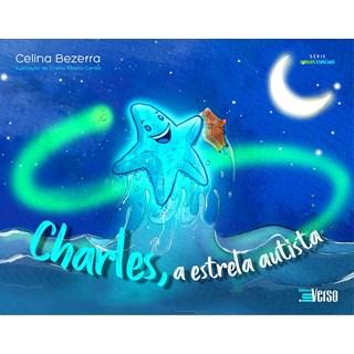 Livro Charles, a Estrela Autista - Bezerra - Inverso