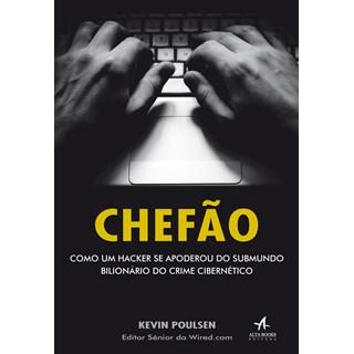 Livro - Chefão - Poulsen - Alta Books