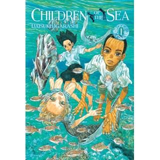 Livro - Children Of The Sea - Volume 1 - Igarashi