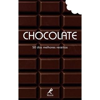 Livro - Chocolate 50 das Melhores Receitas - Academia Barilla