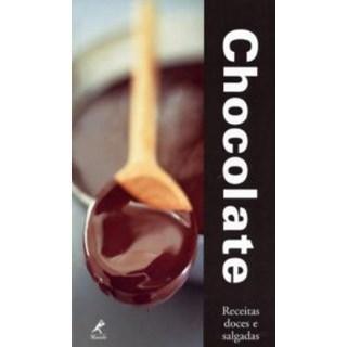 Livro - Chocolate - Receitas Doces e Salgadas - Farrow
