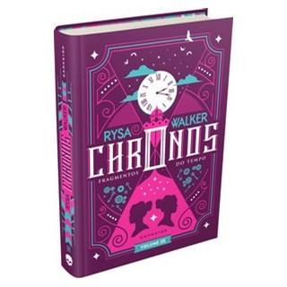 Livro - Chronos: Fragmentos do Tempo - Walker 1º edição