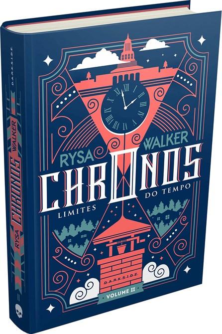 Livro -  Chronos - Limites do Tempo vol. 2 - Walker