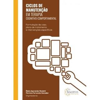 Livro - Ciclos de Manutenção em Terapia Cognitivo-Comportamental - Nicoletti
