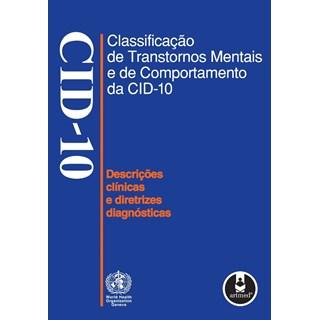 Livro - CID-10 - Classificação de Transtornos Mentais - OMS