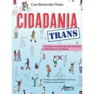 Livro - Cidadania Trans - Pedra - Appris