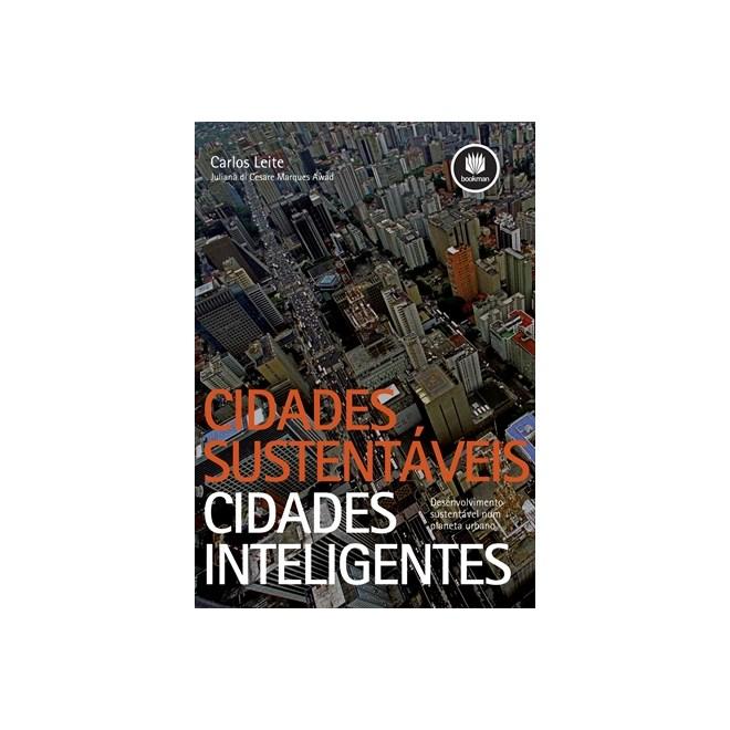 Livro - Cidades Sustentáveis, Cidades Inteligentes - Souza