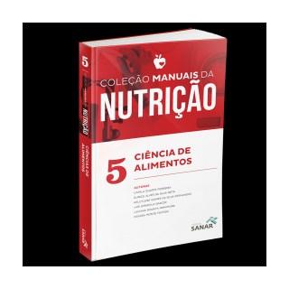 Livro - Ciência de Alimentos para Concursos e Residências - Coleção Manuais da Nutrição - Ferreira