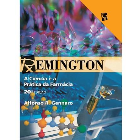Livro - Ciência e a Prática da Farmácia - Remington #
