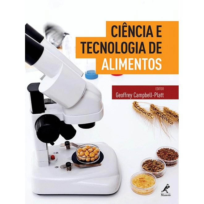 Livro - Ciência e Tecnologia de Alimentos - Campbell-Platt