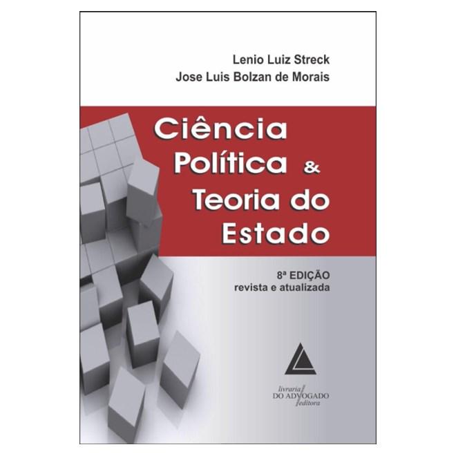 Livro - Ciência Politica & Teoria do Estado - Streck