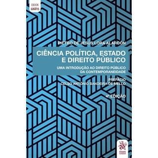 Livro Ciência Política, Estado e Direito Público - Alarcón - Tirant