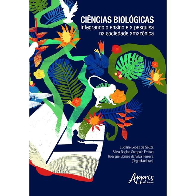 Livro Ciências Biológicas - Freitas - Appris