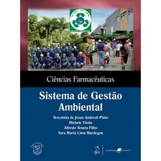 Livro - Ciências Farmacêuticas Sistema de Gestão Ambiental - Pinto