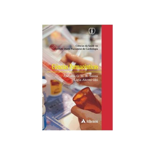 Livro - Ciências Farmacêuticas - Sousa