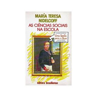Livro - Ciências Sociais na Escola - Nidelcoff - Brasiliense