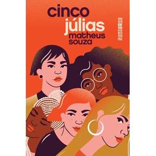 Livro - Cinco Julias - Souza