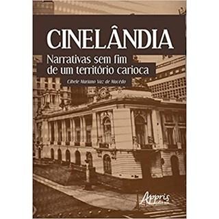 Livro - Cinelândia - Macêdo - Appris