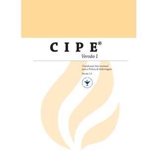 Livro - Cipe - Classificação Internacional para a Prática de Enfermagem - Versão 1