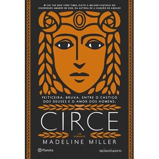 Livro Circe - Miller - Planeta