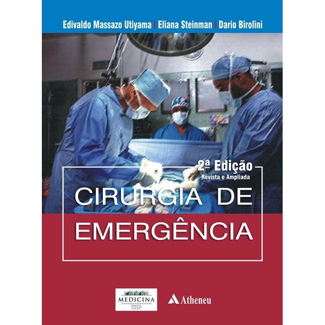 Livro - Cirurgia de Emergência - Birolini