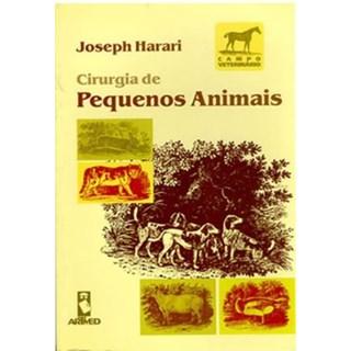 Livro - Cirurgia de Pequenos Animais - Harari