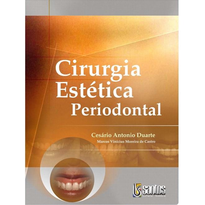 Livro - Cirurgia Estética Periodontal - Duarte