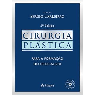 Livro - Cirurgia Plástica para a Formação do Especialista - Carreirão
