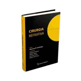 Livro - Cirurgia Refrativa - Santhiago
