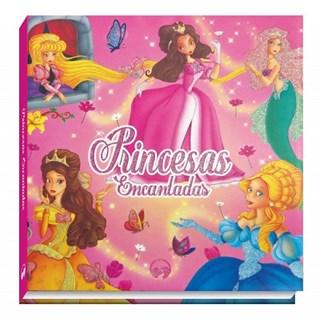 Livro - Clássicos Almofadados - Princesas Encantadas - Vale das Letras