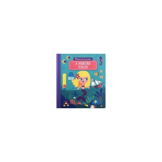 Livro - Clássicos animados – A PEQUENA SEREIA - Gwé 1º edição