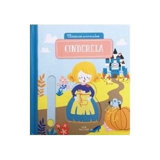Livro - Clássicos animados – CINDERELA - Verhille 1º edição
