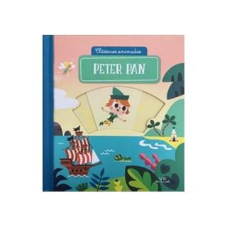 Livro - Clássicos animados – Peter Pan - Americo 1º edição