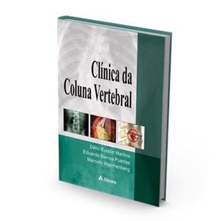 Livro - Clínica da Coluna Vertebral - UNIFESP - Martins
