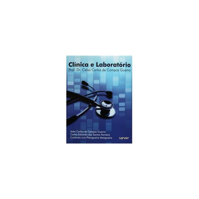 Livro - Clínica e Laboratório - Guerra