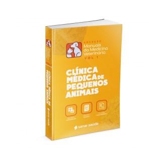 Livro Clínica Médica de Pequenos Animais - Vol. 1 - Sanar