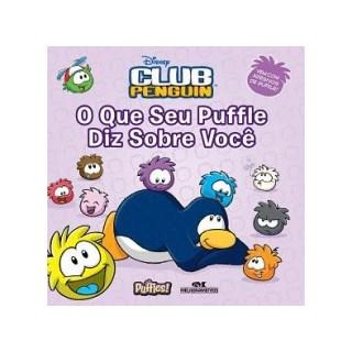 Livro - Club Penguin - O Que Seu Puffle Diz Sobre Você - Melhoramentos