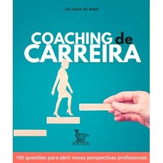 Livro - Coaching de Carreira - Mari - Baralho