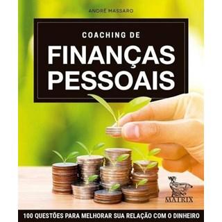 Livro - Coaching de Finanças Pessoais - Massaro