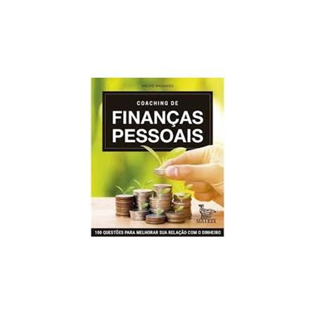 Livro - Coaching de Finanças Pessoais - Massaro - Baralho
