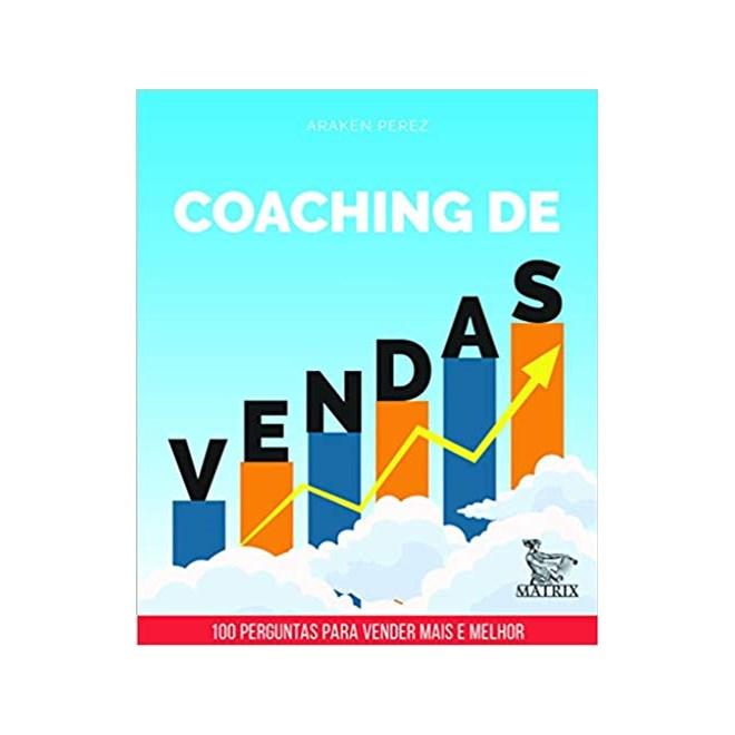 Livro - Coaching de Vendas - Perez - Baralho