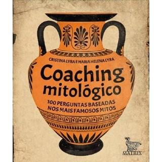 Livro - Coaching Mitológico - Lyra - Baralho